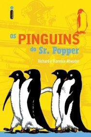 Os pinguins do Sr. Popper - Editora Intrínseca