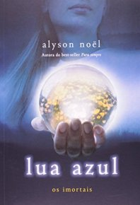 Lua azul - Editora Intrínseca