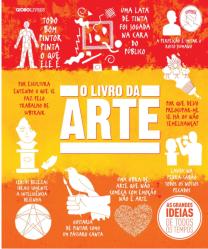 O livro da arte - Editora Globo